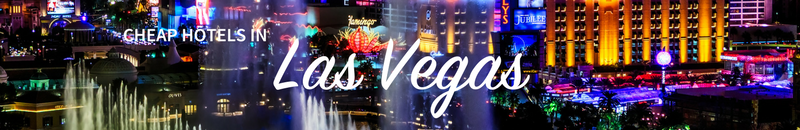 Hotel deals in Las Vegas
