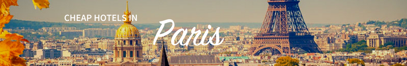 Hotel deals in Paris