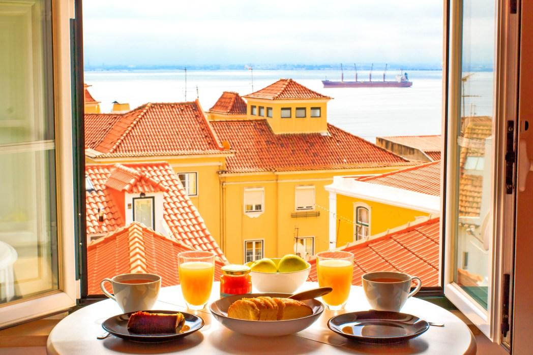 portugal lisbon window
