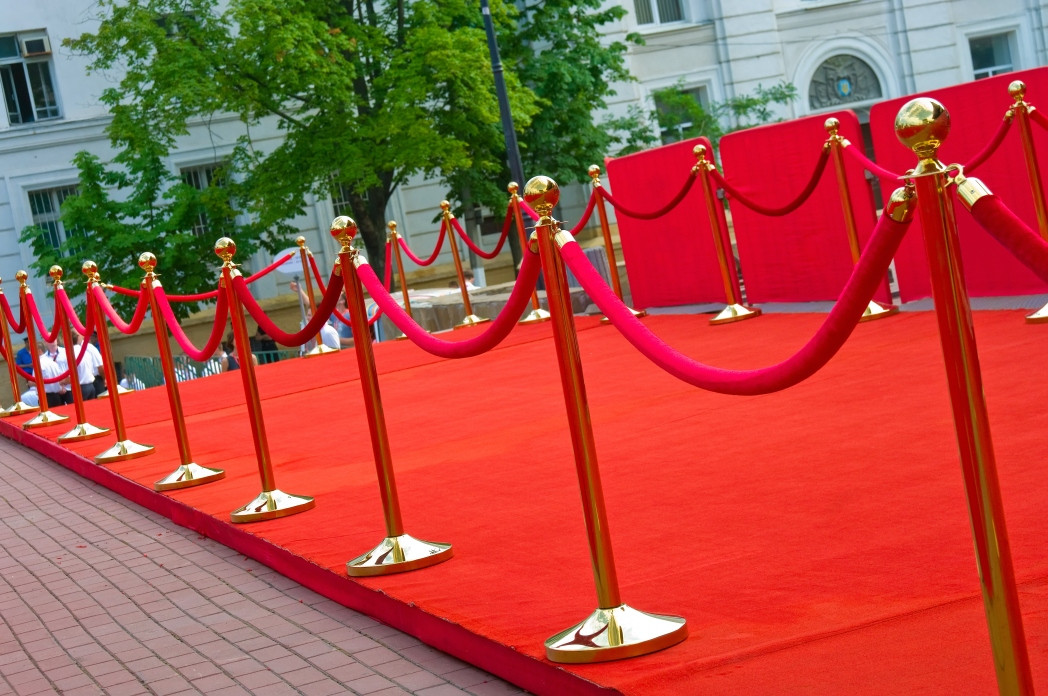 Attend a ball while in Washington, D.C.