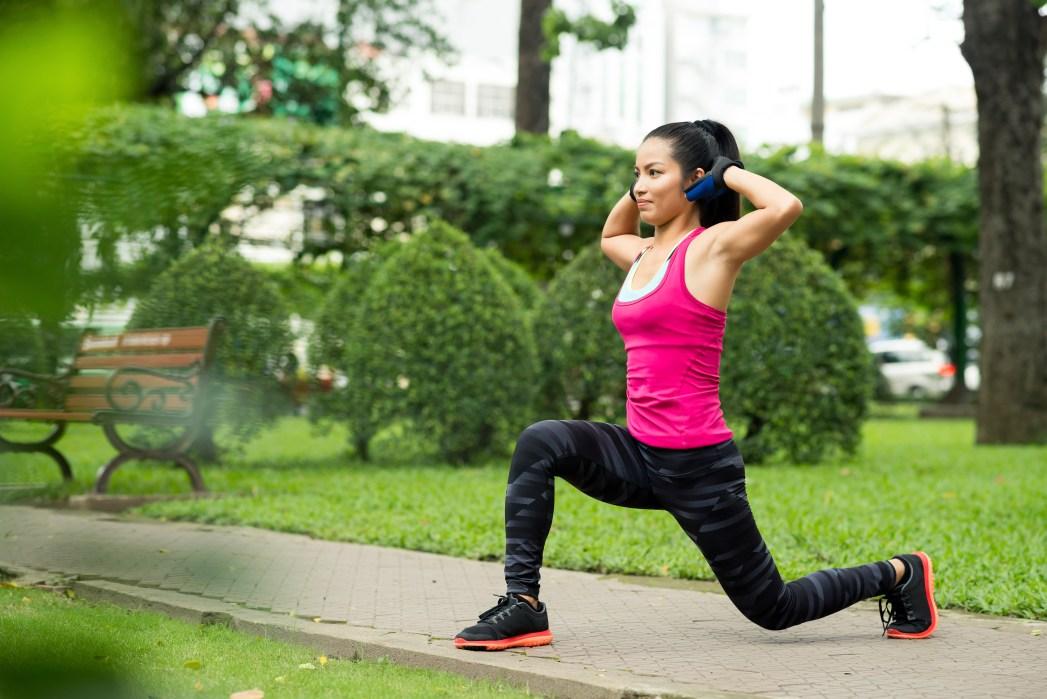 Exercises for petite women — photo 5