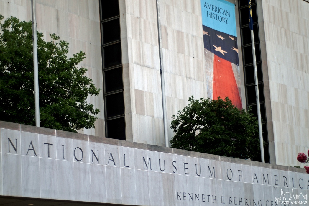 National Museum of American History. Photo by Mike Shubbuck.