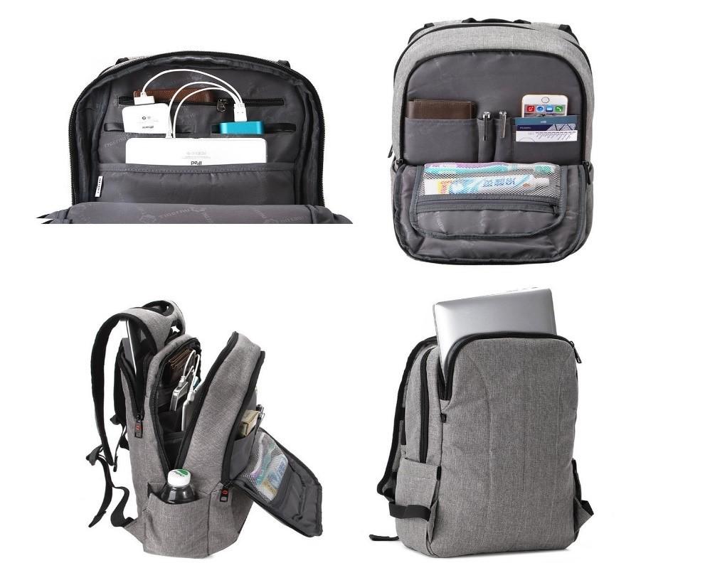 Antitheft travel bag
