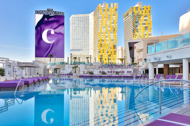 Cosmopolitan of Las Vegas pool