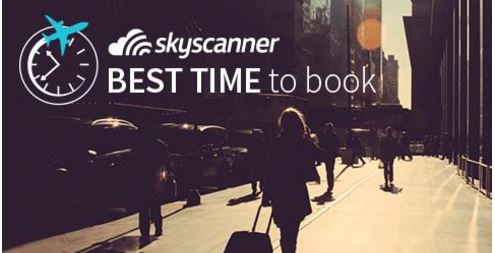 Best Time to Book Flights 2017
