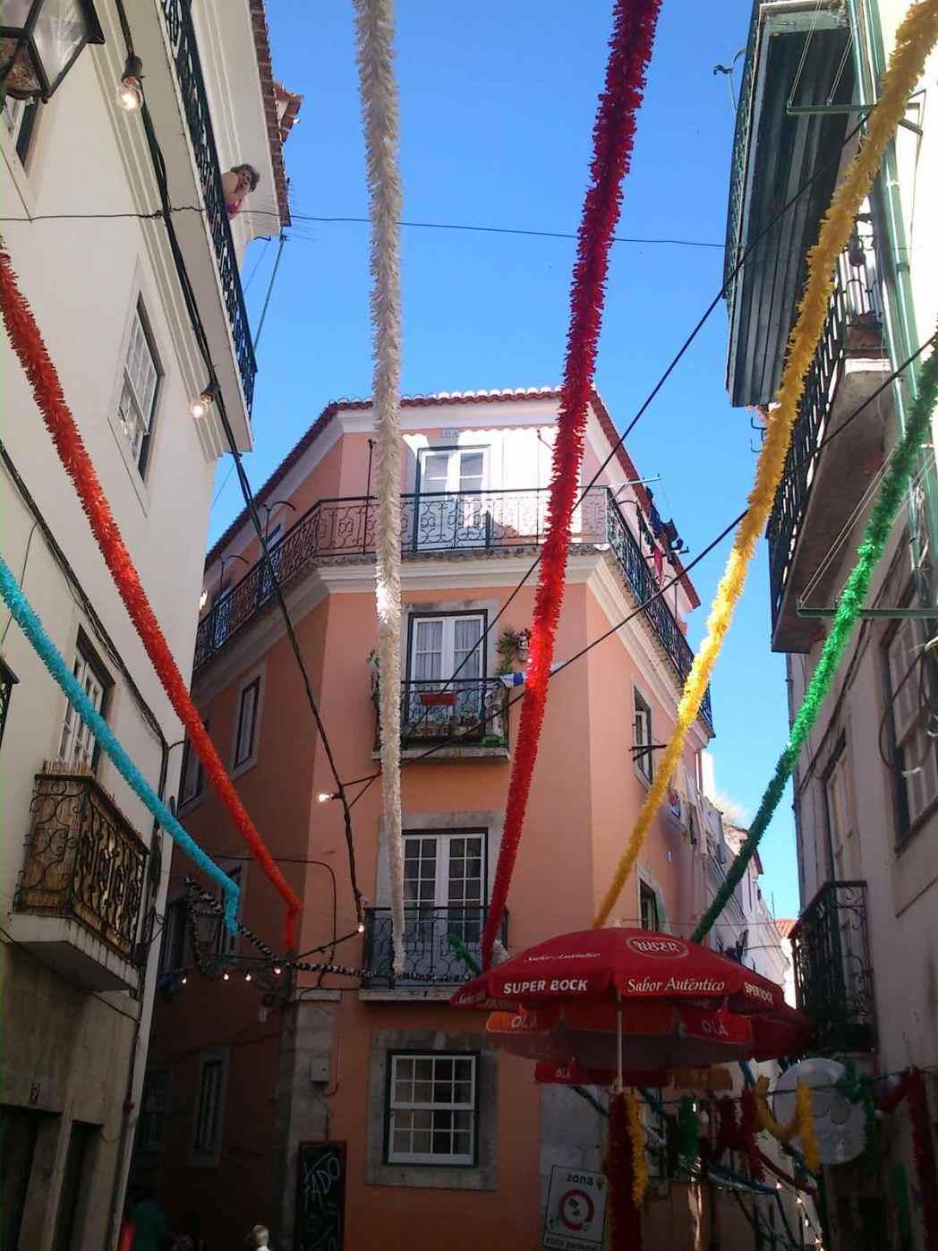 Festas de Lisboa in Lisbon