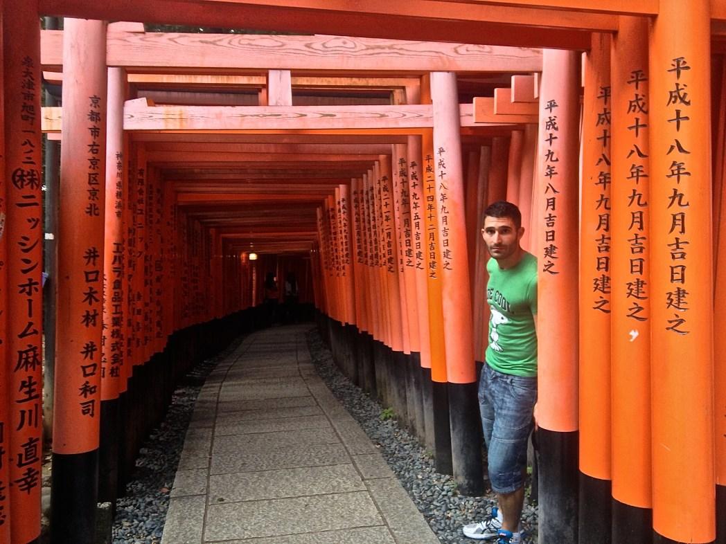 Fushimuri Inari Shrine