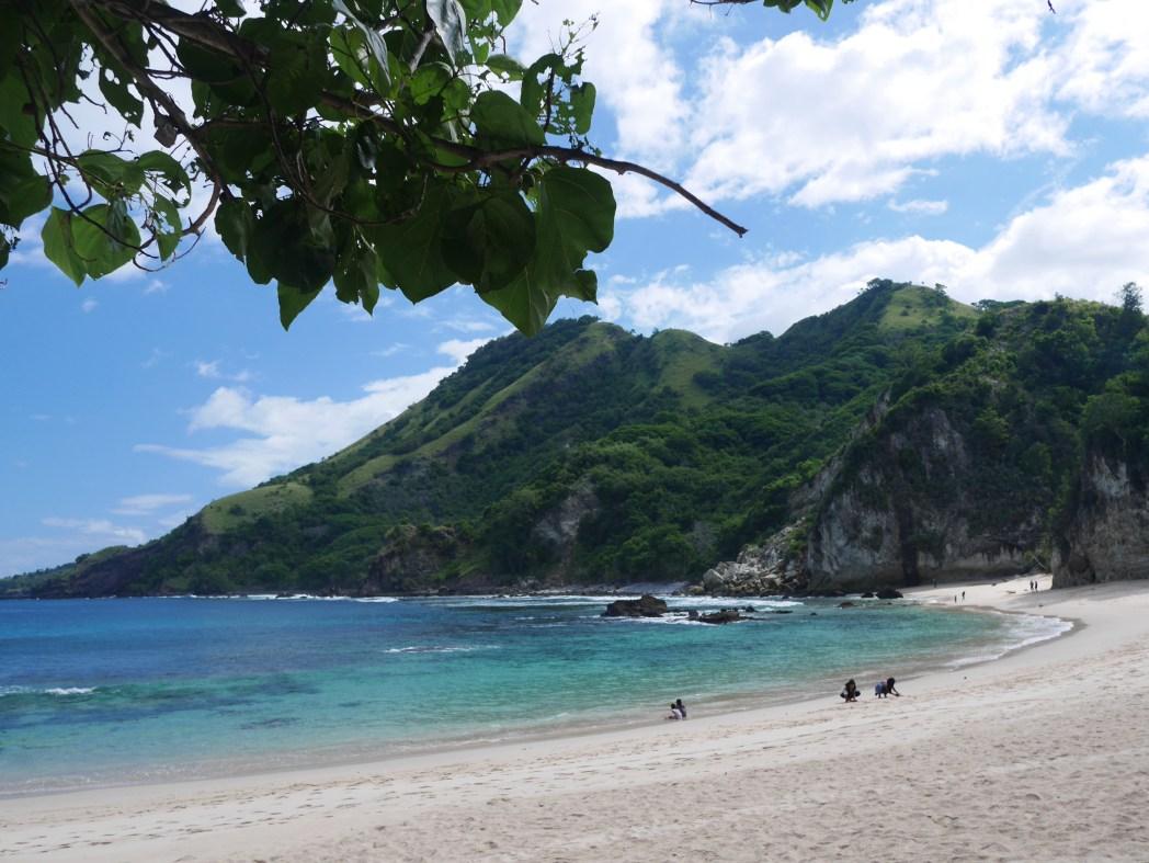 Enjoy Indonesia's beautiful beaches