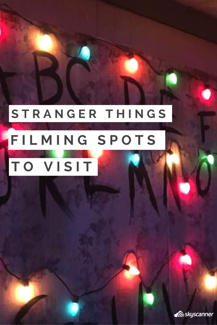 Stranger Things Filming Locations You Can Actually Visit in