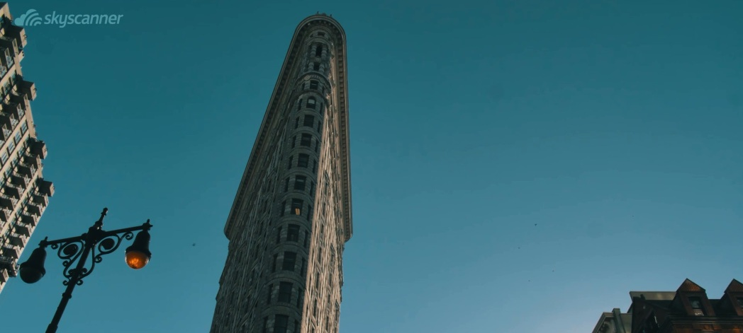 Flatiron Building - New York